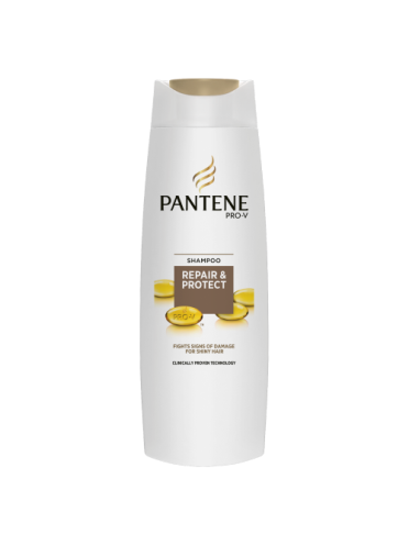 Pantene Repair & Protect shampoo for damaged hair 250ml
