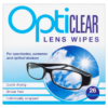Opticlear Lens Wipes 26 Wipes