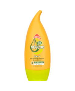 Vosene 2 in 1 Anti-Dandruff Shampoo & Conditioner 250ml