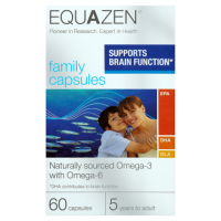 Equazen Family Capsules 5 Years to Adult 60 Capsules