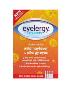 Eyelergy Eye Drops 20 Doses