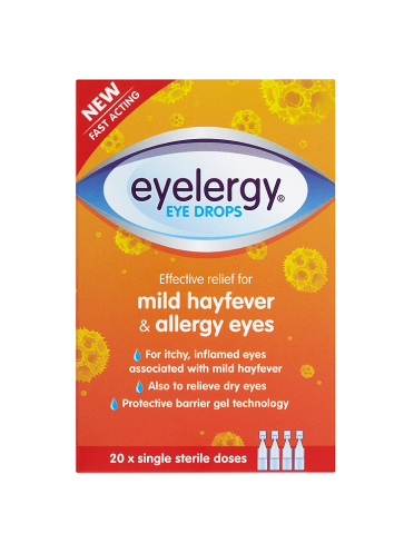 Eyelergy Eye Drops 20 Doses