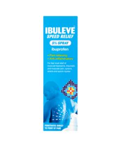 Ibuleve Speed Relief 5% Spray 35ml