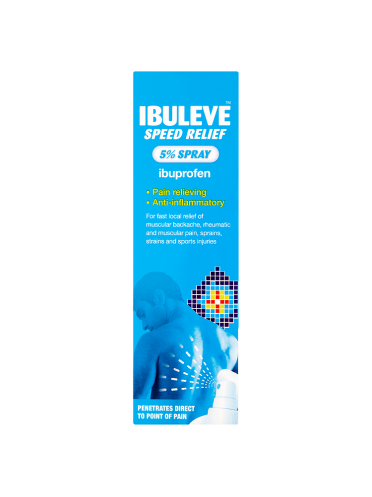 Ibuleve Speed Relief 5% Spray 35ml