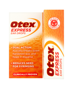 Otex Express Ear Drops 10ml