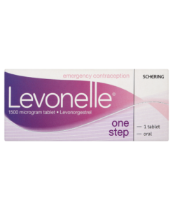 Levonelle One Step Emergency Contraception 1500 Microgram Tablet 1 Tablet