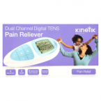 Kinetik Medical Dual Channel Digital TENS Pain Reliever