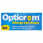 Opticrom Allergy Eye Drops 5ml