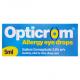 Opticrom Allergy Eye Drops 5ml