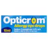 Opticrom Allergy Eye Drops 10ml