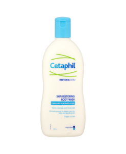 Cetaphil Restoraderm Skin Restoring Body Wash 295ml