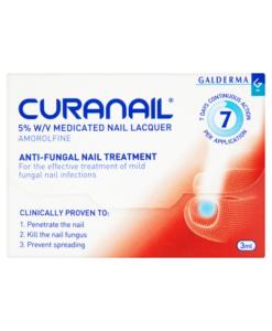 Galderma Curanail Anti-Fungal Nail Treatment 3ml