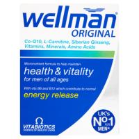 Vitabiotics Wellman Original 30 Tablets