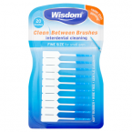 Wisdom Clean Between Brushes Fine Size 20 Brushes