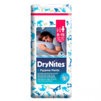 DryNites Pyjama Pants 8-15 years Boy (9 Pants)
