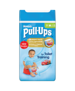Huggies Pull-Ups Day Time Boys Size M (11-18kg, 24-40lbs) 14 Pants