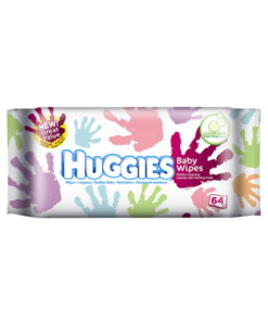 Huggies 'Everyday' Wipes x 64