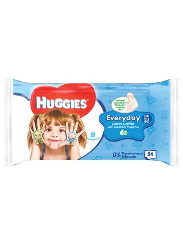 Huggies On The Go