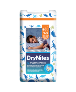 DryNites Pyjama Pants 3-5 years Boy (10 Pants)