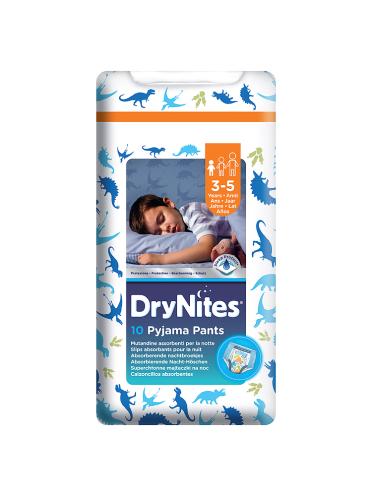 DryNites Pyjama Pants 3-5 years Boy (10 Pants)