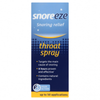 Snoreeze Snoring Relief Throat Spray 23.5ml