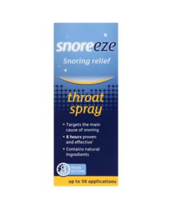 Snoreeze Snoring Relief Throat Spray 23.5ml