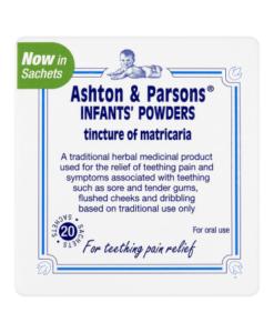 Ashton & Parsons Infants' Powders 20 Sachets