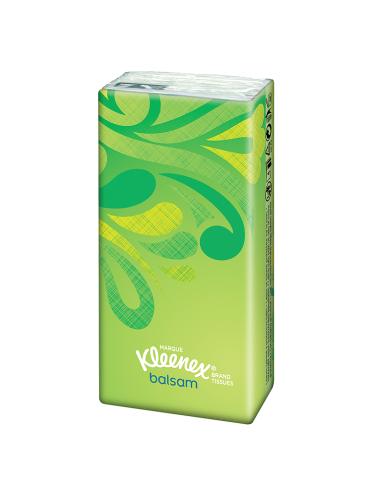 Kleenex Balsam Pocket Tissues