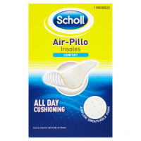 Scholl Air-Pillo Comfort Insoles 1 Pair