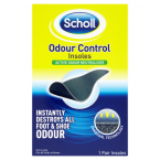 Scholl Odour Control Insoles 1 Pair