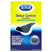 Scholl Odour Control Insoles 1 Pair