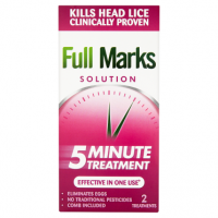Full Marks Solution 5 Minute Treatment 100ml