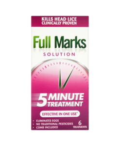 Full Marks Solution 5 Minute Treatment 300ml
