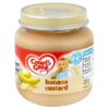 Cow & Gate Banana Custard from 4-6m Onwards 125g