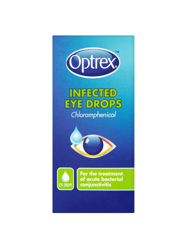 Optrex Infected Eye Drops 10ml