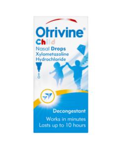Otrivine Child Nasal Drops 10ml