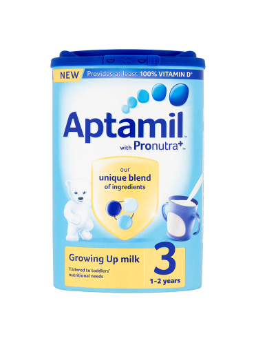 Aptamil with Pronutra+ Growing Up Milk Stage 3 1-2 Years 900g