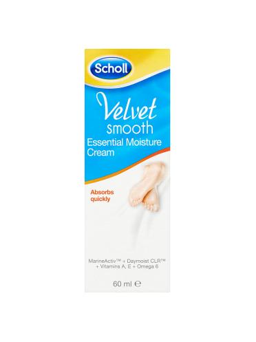 Scholl Velvet Smooth Essential Moisture Cream 60ml