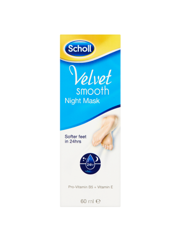 Scholl Velvet Smooth Night Mask 60ml