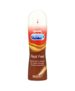 Durex Real Feel Pleasure Gel & Lubricant 50ml
