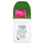 Simple Kind to Skin Soothing Anti-Perspirant 50ml