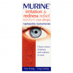 Murine Irritation & Redness Relief Eye Drops Solution 10ml