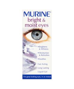Murine Bright & Moist Eyes 15ml