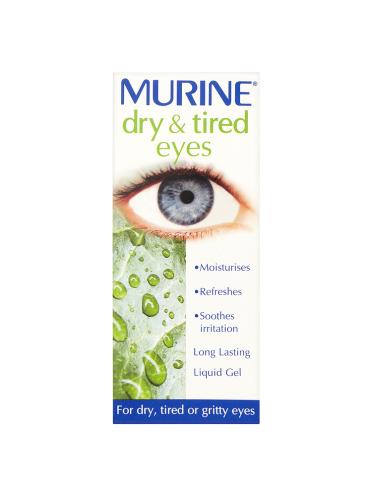 Murine Dry & Tired Eyes 15ml