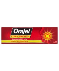 Orajel Extra Strength 5.3g