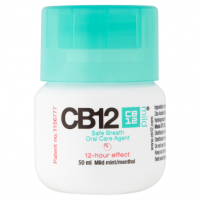 CB12 Safe Breath Oral Care Agent Mild Mint/Menthol 50ml