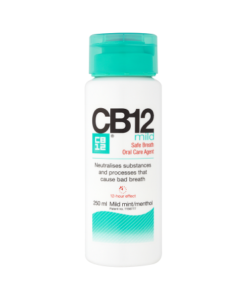 CB12 Safe Breath Oral Care Agent Mild Mint/Menthol 250ml