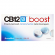 CB12 Boost Sugar Free Chewing Gum Strong Mint 10 Pieces 20g