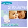 Lansinoh Ultra Thin, Stay Dry 24 Nursing Pads