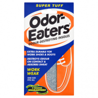 OdorEaters Super Tuff Odour-Destroying Insoles